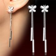 Boucles d'Oreillles/Bijoux / Accessoires Pour Femmes Chic à la Mode Sous une Forme de Papillon