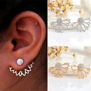 Boucles d'Oreillles/Bijoux / Accessoires Pour Femmes Chic à la Mode Bling-Bling Style avec des Cristaux
