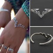 Bijou Pour Femmes/Bracelet Stylé Chic à la Mode en Alliage