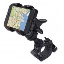 Support de iPhones/Samsung Galaxy/HTC/Téléphones Intelligents/Appareil de GPS Pratique Tournant Ajustable Pour Moto et Vélo