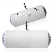 3.5mm Mini haut-parleur stéréo portable pour MP3 MP4 Smartphone Tablet
