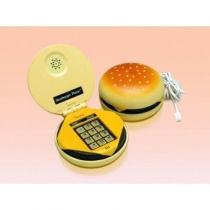 Téléphone Hamburger à Clavier Chic Mignon