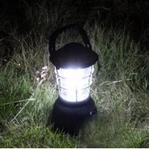 Nouveaux modes Super Bright 3 manivelle solaire 36 LED Camp Camping Lanterne Lampe