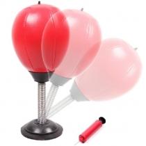 Ballon/Gadget Pour Décompression et Décharger la Bile en Couleur Rouge