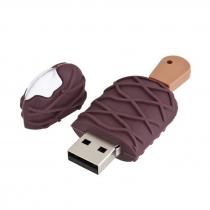 16 Go crème glacée au chocolat Bar Forme USB haute vitesse de mémoire Flash Stick Pen Disk Drive
