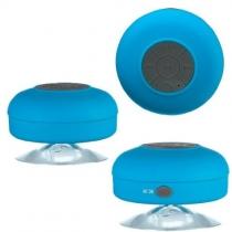 Waterproof douche parleur sans fil Bluetooth mains libres avec haut-parleur Compatible avec tous les appareils Bluetooth iPhone 5S et tous les appareils Android