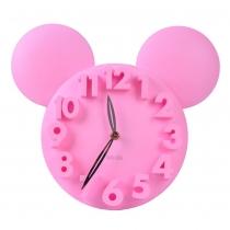 Horloge murale 3D Décoration d'intérieur Décoration