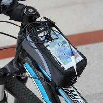 Sac Housse Sacoche Vélo Cyclisme Pour Téléphone Intelligent de 4.8 Pouces