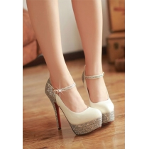 Chaussures sexy Paillette à talons hauts élégantes