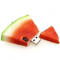 8 Go de pastèque Forme USB haute vitesse de mémoire Flash Stick Pen Disk Drive