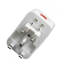 Un Universal Mondial Voyage chargeur mural AC Power UA UK US Plug UE adapteur.