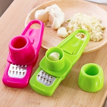 Multifunction Garlic Ginger Grinder Crusher Blender Kitchen Tool