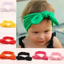 Foulard/Bandeau de Cheveux Mignon Doux à la Mode Pour les Bébés