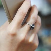Vintage Style Rose Flower Ring