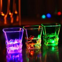 Capteur LED Creative Cup Whiskey Lumière