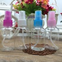 Mini Bouteilles de Pulvérisation Atomiseurs Maquillage Réutilisables Voyages