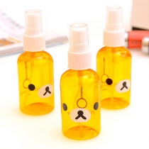 Bouteille Spray Visage Ours Mignon