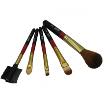 Professional Cosmetic 5pcs Makeup Cosmetic Brushes Set