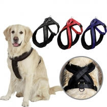 3 Colors Professional Adjustable Dog Harness