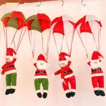 Cute Style Santa Snowman Christmas Tree Pendant