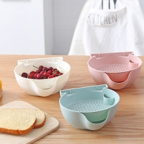 Creative Style Double-layer Detachable Fruit Dish