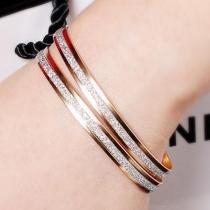 Simple Style Alloy Bracelet 2 piece/set