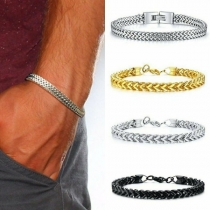 Bracelet Chic Stylé à la Mode Pour les Hommes