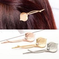 Epingle à Cheveux Chic Stylée à la Mode avec un Design de Calla