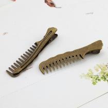 Épingle à Cheveux en Forme de Peigne de Style Rétro