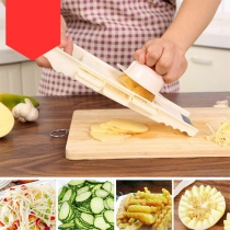Multifunctional Shredder Kitchen Tool Vegetable Slicer Cutter 11 pcs/Set