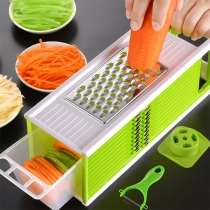 5 in 1 Multifunctional Shredder Kitchen Tool Vegetable Slicer