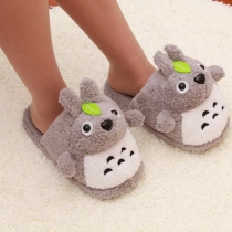 Cute My Neighbor TOTORO Shaped Warm Slippers