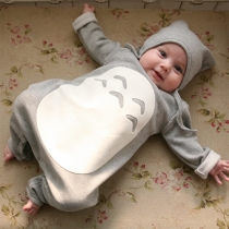 Pyjama de Bébé Mignon Stylé à la Mode