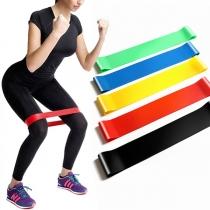 Bande de Résistance Étirement du latex pour Yoga Fitness