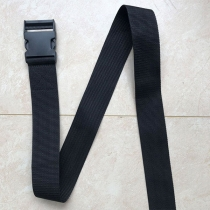 Simple Style Solid Color Waistband