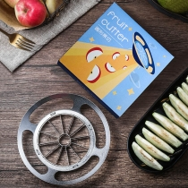 Creative Style Stainless Steel Apple Fruit Slicer