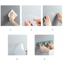 Hot Sale Strong Adhesive Wall Hook