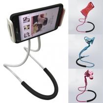 Support de Téléphone Portable Souple Supportable par le Cou