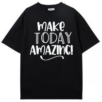 Make Today Amazing Shirt-Black Men's Shirt