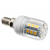 E14 3W 27x5050SMD 200LM 2700K Warm White Light LED Corn Bulb (220-240V)