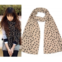 Petit chat Infinity Scarf